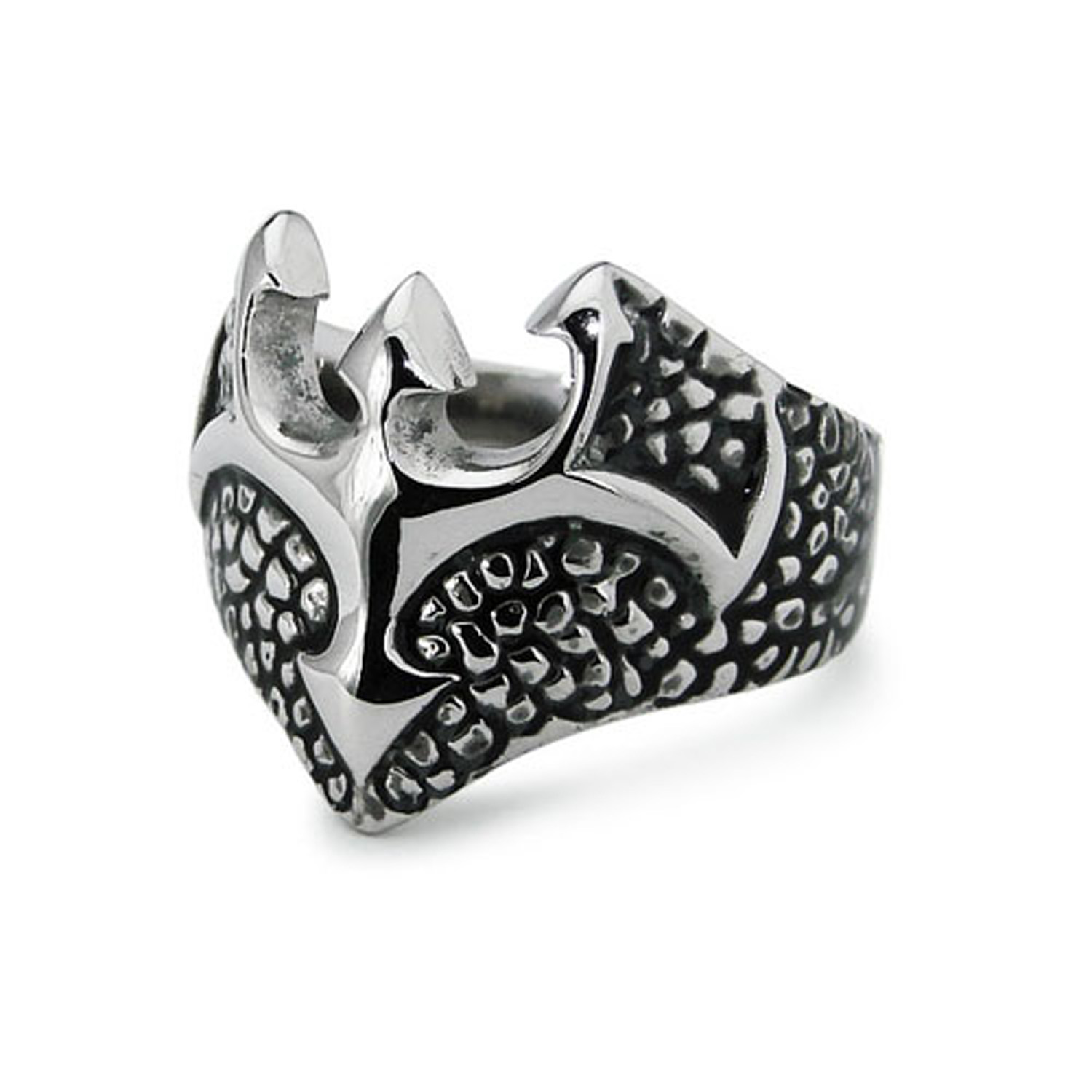 Stainless Steel DRAGON Ring